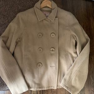 Women's Abercrombie & Fitch Peacoat
